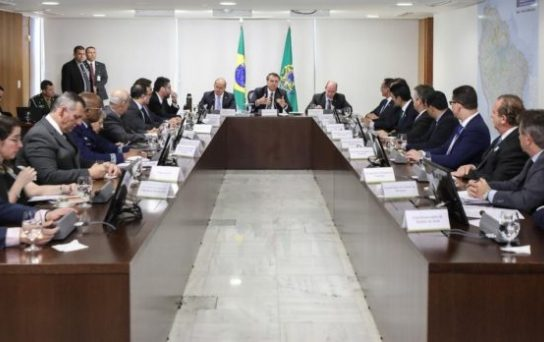 Bolsonaro:  Amazônia foi usada politicamente