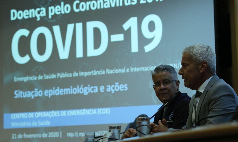 No Brasil, 31.790 profissionais de saúde contraíram Covid-19