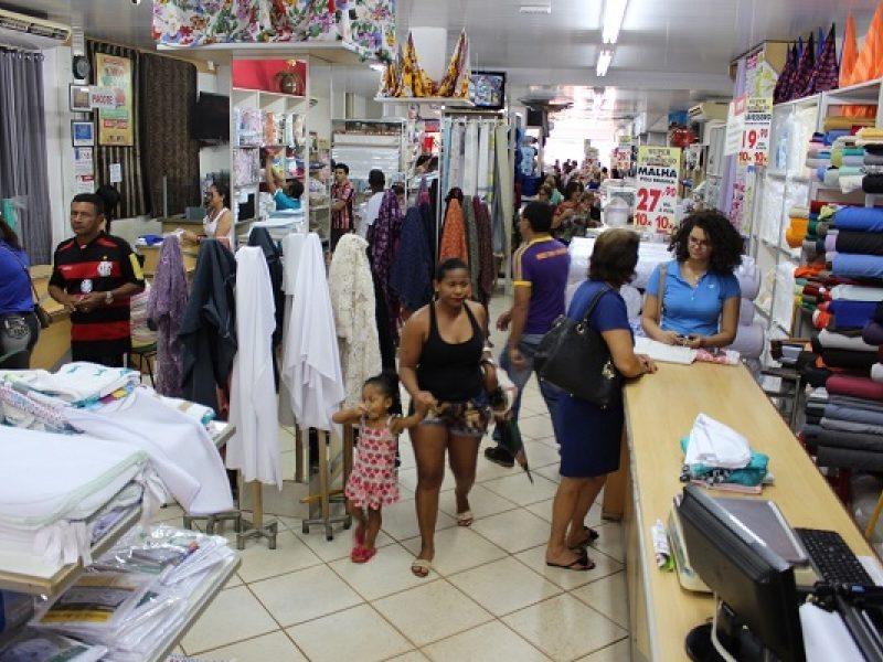 Acordo com representantes do comércio permite abertura de lojas no Dia do Trabalho