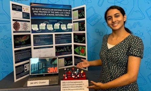 Menina ganha R$ 139 mil por descobrir remédio contra a Covid-19