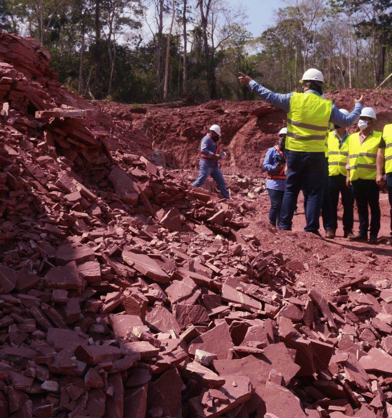 Usina de calcário de RO bate recorde de produção: 160 mil toneladas entregues