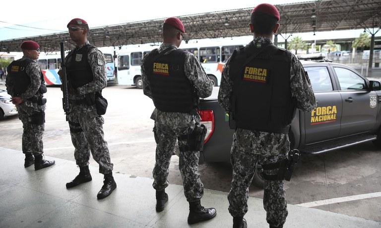 Governo prorroga por 180 dias Força Nacional em áreas fronteiriças