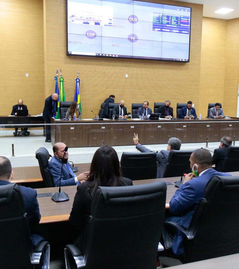 RO: projeto que prorroga estado de calamidade até junho de 2021 é aprovado