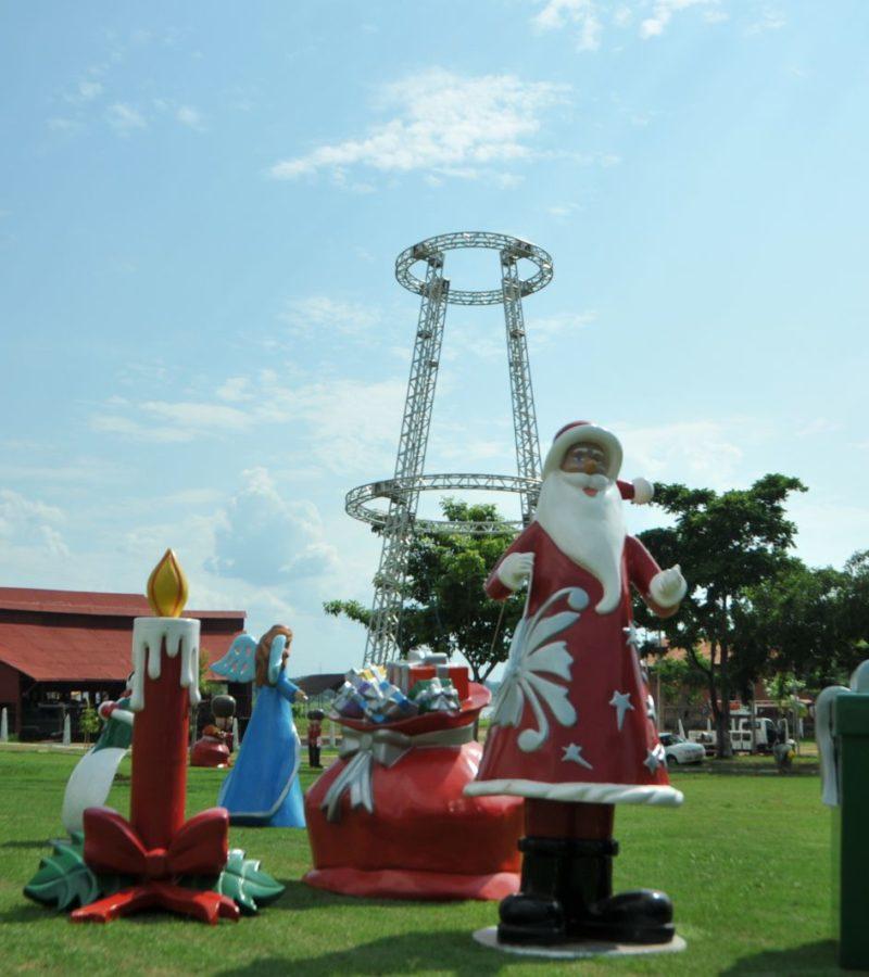 Prefeitura decide não fazer decoração natalina em Porto Velho