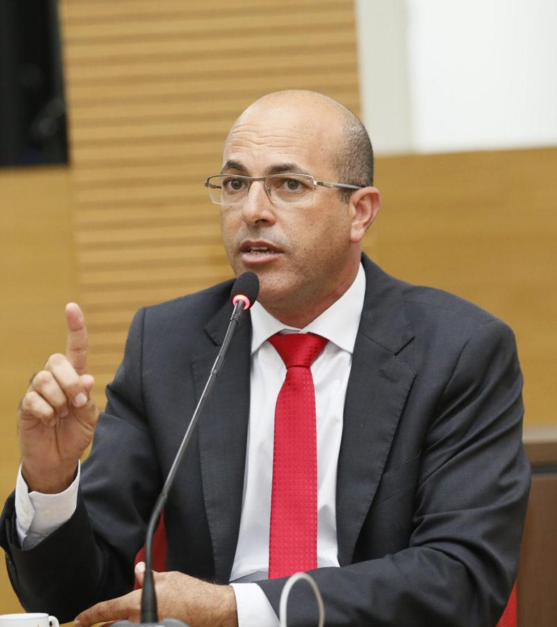 Conselho de Ética abriu prazo para defesa de Lebrão, e presidente defende rapidez no processo