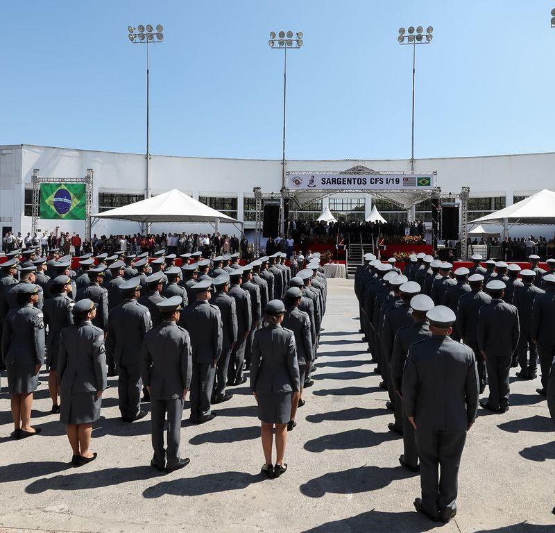 Militares das Forças rejeitam status de general para PMs