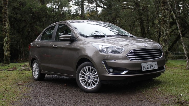 Ford anuncia o fim da produção de carros no Brasil