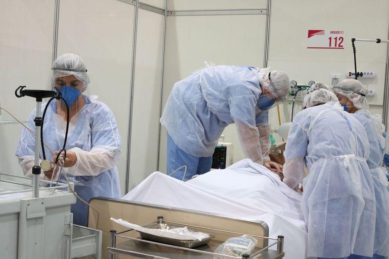 Relatorio de Sala de Situação aponta que 136 pacientes com a Covid-19 precisam de leitos em RO