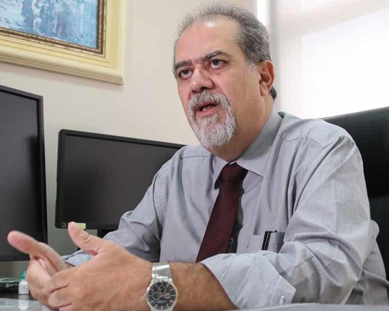 Ex-presidente do TJ, Walter Waltenberg está entubado por causa da Covid-19