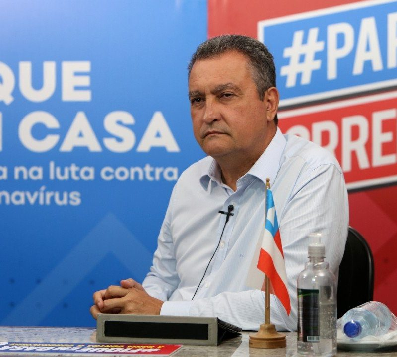 Brasil vai mergulhar no caos em 2 semanas por causa da Covid-19′, diz governador da Bahia