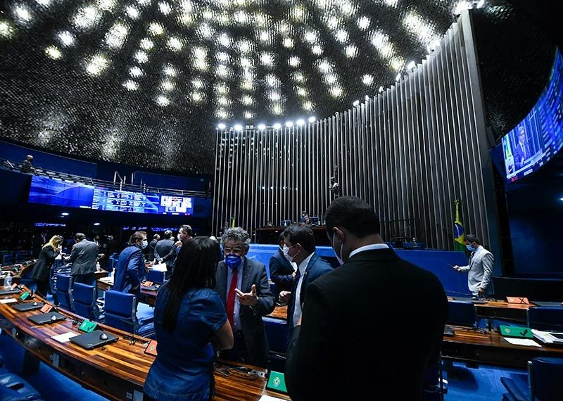 PEC emergencial aprovada em 1º turno no Senado limita auxilio a R$ 44 bi