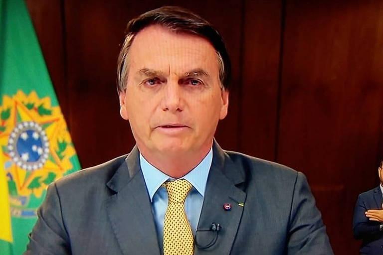 Pronunciamento de Bolsonaro é para reduzir danos, mas o rei já está nu