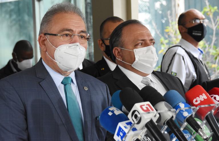Incrível! Marcelo Queiroga permanece como estagiário na Saúde