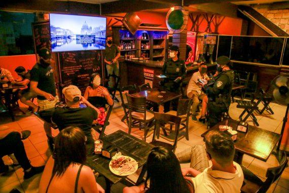 62 estabelecimentos são visitados em nova atividade de fiscalização em Porto Velho