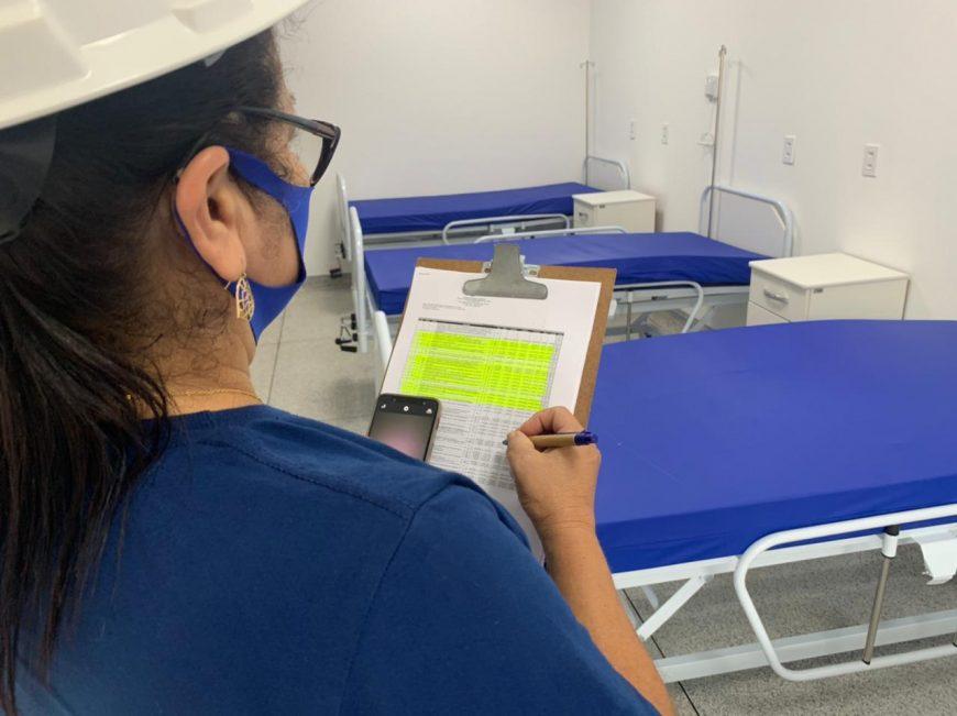 Reforma em espaço do HB irá estruturar nova clínica ortopédica