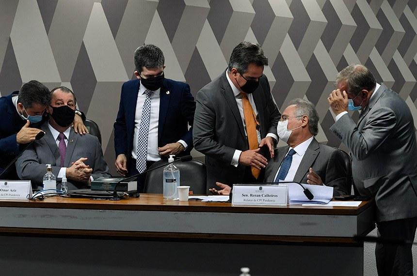 CPI aprova 115 pedidos de informação: de deslocamentos de Bolsonaro a gastos de governos estaduais