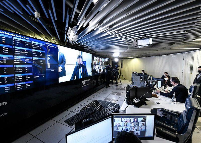 Aliado de Bolsonaro, senador Marcos Rogério integra CPI da Covid