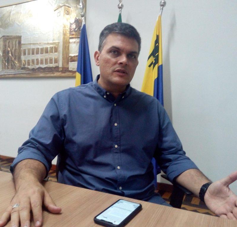 Carta de crédito da prefeitura é envida para fornecedor da Astrazeneca