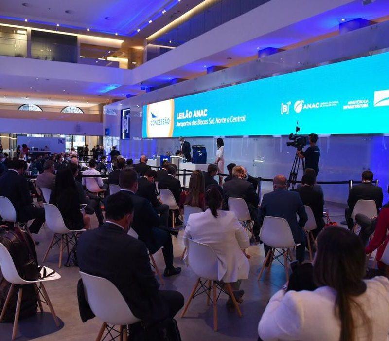 Vinci Airports vai controlar 7 aeroportos, entre eles o de Porto Velho, por R$ 420 milhões