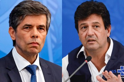 CPI da Covid começa com oitiva de dois ex ministros da Saúde